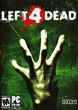 Left 4 Dead dvd cover