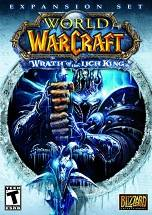 World of Warcraft: Wrath of the Lich King dvd cover