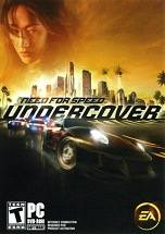 Need for Speed Undercover Cover