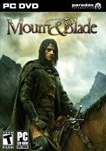 Mount & Blade dvd cover
