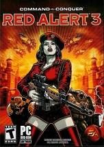 Command & Conquer: Red Alert 3 dvd cover