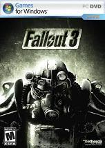 Fallout 3 dvd cover