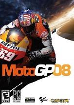 MotoGP 08 dvd cover