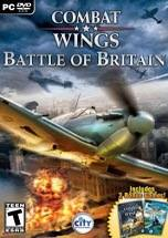 Combat Wings: Battle of Britain dvd cover