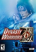 Dynasty Warriors 6 dvd cover
