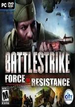 Battlestrike: Force Of Resistance dvd cover