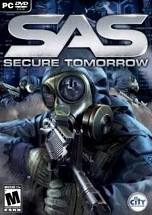 SAS: Secure Tomorrow dvd cover