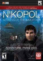 Nikopol: Secrets of the Immortals dvd cover