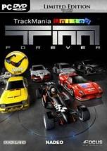 TrackMania United Forever dvd cover