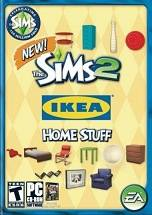 The Sims 2: Ikea Home Stuff dvd cover