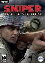 Sniper - Art of Victory dvd cover