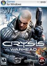 Crysis Warhead dvd cover