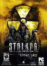 S.T.A.L.K.E.R.: Clear Sky dvd cover