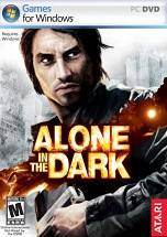 Alone in the Dark dvd cover