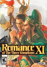 Romance of the Three Kingdoms XI Cover
