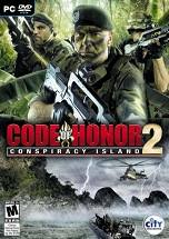 Code of Honor 2: Conspiracy Island dvd cover