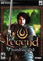 Legend: Hand of God dvd cover