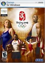 Beijing 2008 - The Official Video Game of the Olympic Games dvd cover