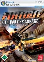 FlatOut: Ultimate Carnage dvd cover