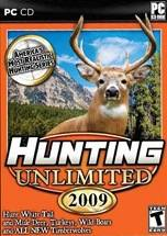 Hunting Unlimited 2009 dvd cover