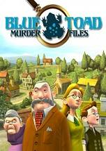 Blue Toad Murder Files: The Mysteries of Little Riddle dvd cover