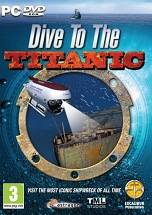 Dive to the Titanic dvd cover