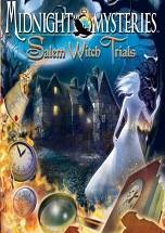 Midnight Mysteries: Salem Witch Trials dvd cover