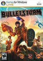 Bulletstorm dvd cover