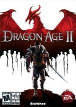 Dragon Age II dvd cover
