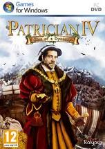 Patrician IV: Rise of a Dynasty dvd cover
