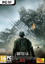 Battle Los Angeles Cover