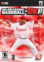 Major League Baseball 2K11 dvd cover