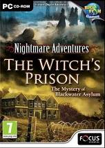 Nightmare Adventures: The Witch's Prison dvd cover