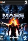 Mass Effect dvd cover
