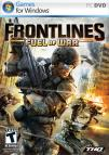 Frontlines: Fuel of War dvd cover