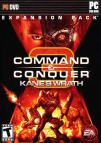Command & Conquer 3: Kane's Wrath dvd cover