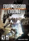 Front Mission Evolved dvd cover
