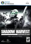 Shadow Harvest: Phantom Ops Cover