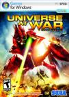 Universe at War: Earth Assault dvd cover