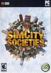 SimCity Societies dvd cover
