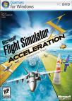 Flight Simulator X: Acceleration dvd cover