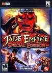 Jade Empire dvd cover