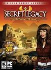 Kate Brooks: The Secret Legacy dvd cover