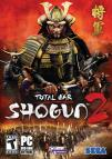 Shogun 2: Total War dvd cover