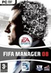 FIFA Manager 08 dvd cover