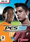 Pro Evolution Soccer 2008 poster