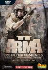 ArmA II: Reinforcements dvd cover