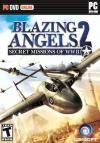 Blazing Angels 2: Secret Missions of WWII dvd cover
