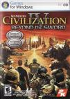 Sid Meier's Civilization IV: Beyond the Sword dvd cover