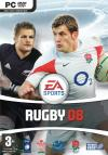 Rugby 08 dvd cover